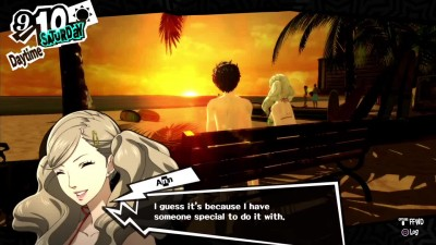 Persona 5 - All Hawaii Dates