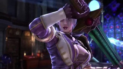 "SoulCalibur: Lost Swords ""Трейлер Ivy"""
