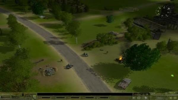 Итак, что же новенького нас ожидает в Sudden Strike 3 . Новый графический д