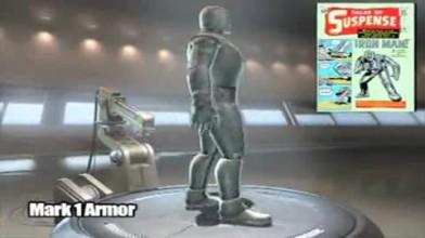 """Iron Man """"Armor Showcase"""""""