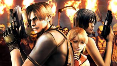 Resident Evil 4: HD Project - разработчики показали улучшенные модели Леона и Ады