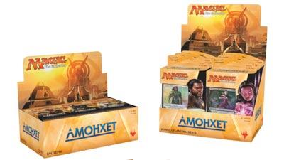 """Magic: The Gathering - Новый выпуск """"Амонхет"""" уже в продаже"""
