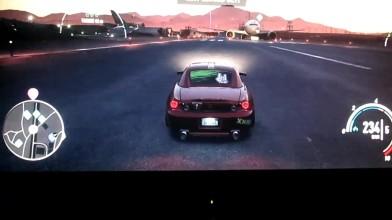 Тест (GTX 550 Ti 1G) в игре Need for Speed Payback