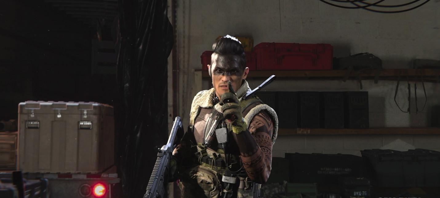 Обновление для Call of Duty: Warzone задержится