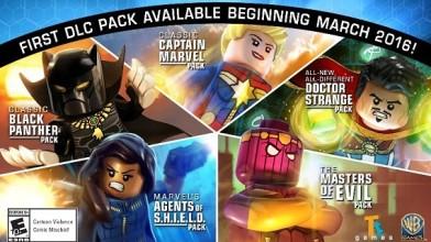 """Первые подробности о """"сезонном абонементе"""" Lego Marvel""""s Avengers"""
