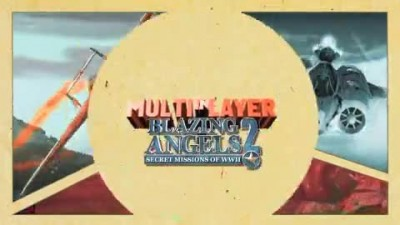 "Blazing Angels II ""Multiplayer Trailer"""