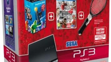 Новые бандлы с PS3, Move и Virtua Tennis 4