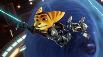 Первый официальный трейлер мультфильма Ratchet & Clank