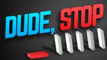 Головоломка Dude, Stop выйдет на Switch в марте