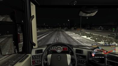 Euro Truck Simulator 2 - Bourgues - Roscoff (часть 2)
