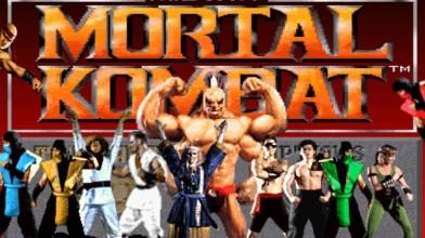 Посмотрите видео о том как записывали движения для первых частей Mortal Kombat