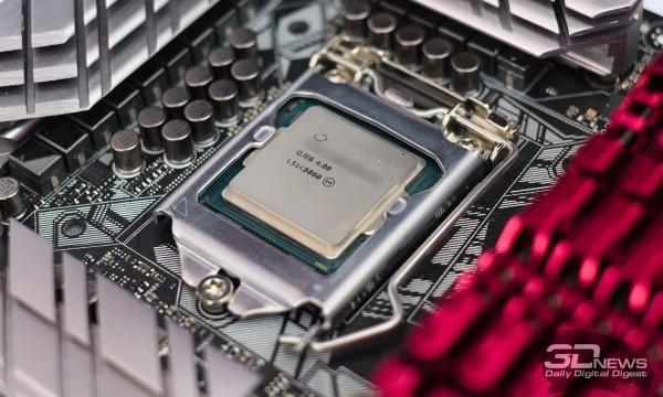 Блоги / Intel снизила поставки CPU в первой половине года