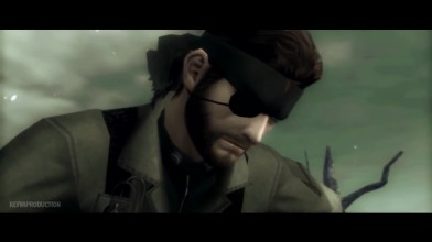 Metal Gear Solid - Story of THE BOSS