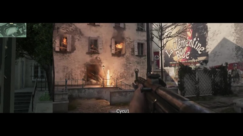 Сравнение - Call of Duty WW2