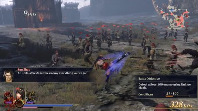 Story Mode - Warriors Orochi 4