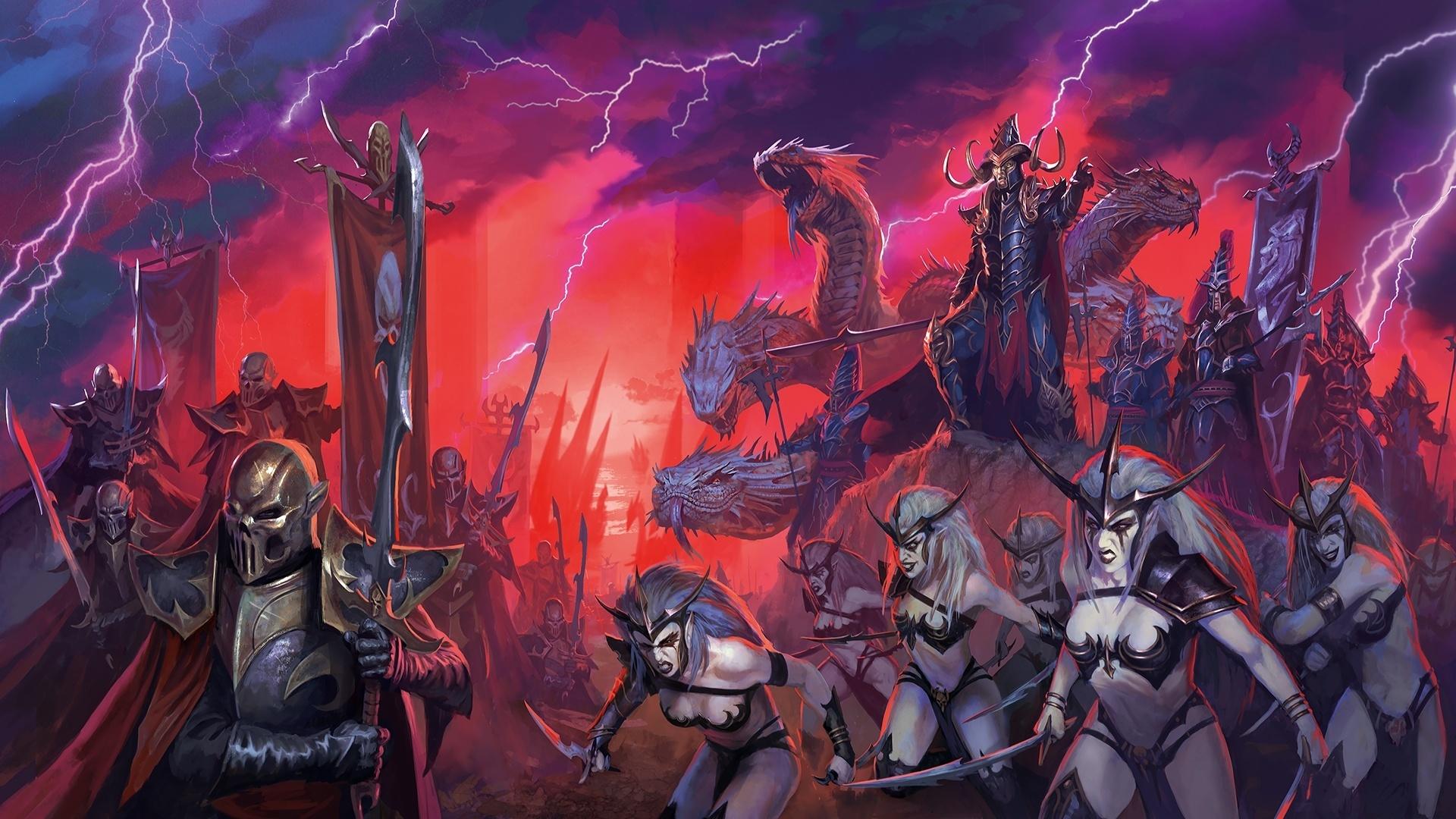 Описание изменений в новом патче для Total War Warhammer 2