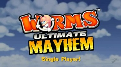 "Worms: Ultimate Mayhem ""Single Player trailer"""