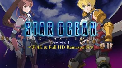 Star Ocean: The Last Hope 4K & Full HD Remaster вышла на PC