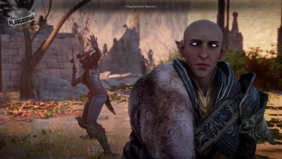 "Dragon Age: Inquisition ""DLC ""Чужак"" - прохождение. Часть 14"""