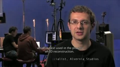 "Witcher 2 Assassins of Kings, the ""Технология Motion Capture"""