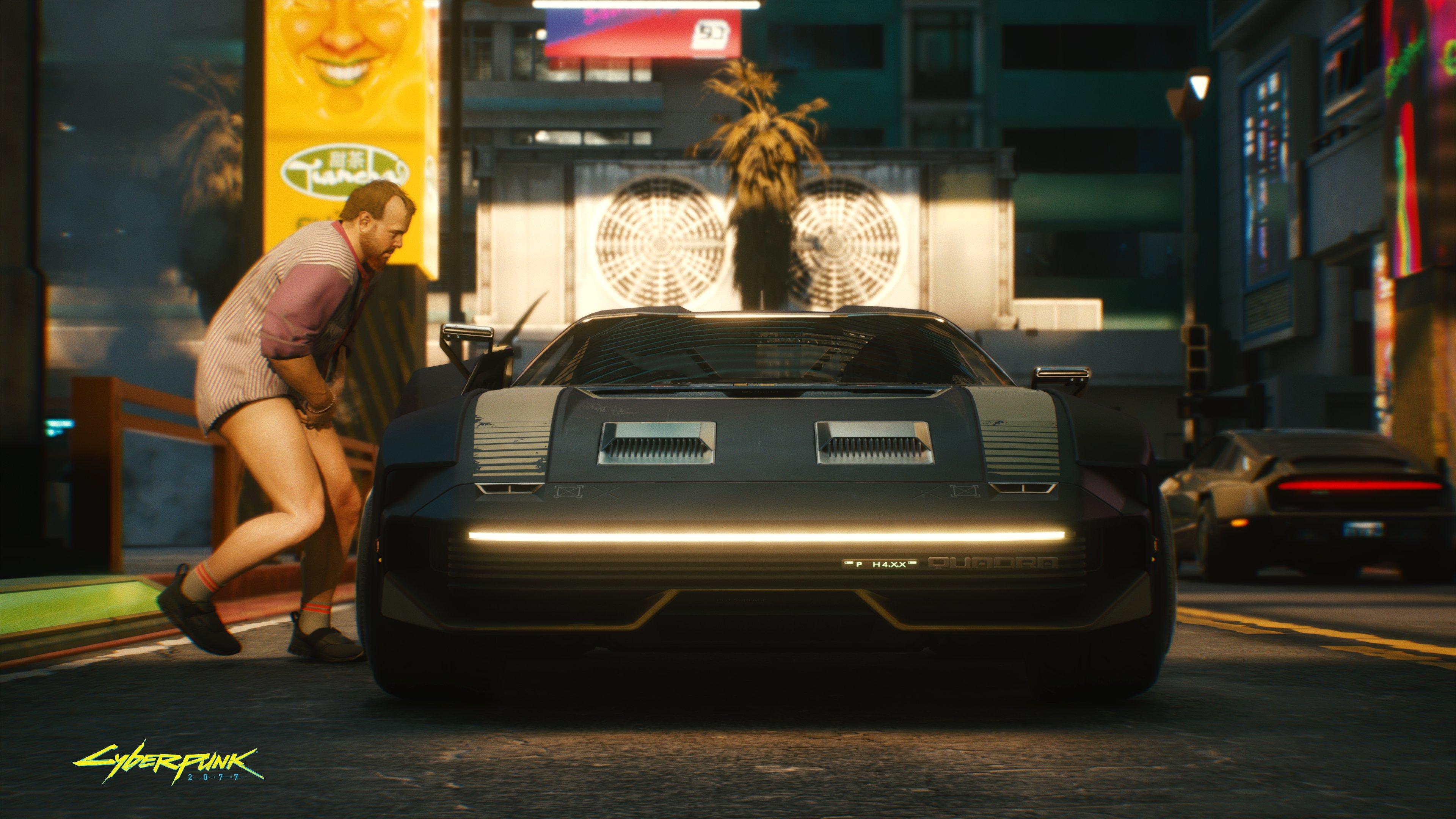 CD Projekt RED добавляет стримеров и ютуберов в Cyberpunk 2077