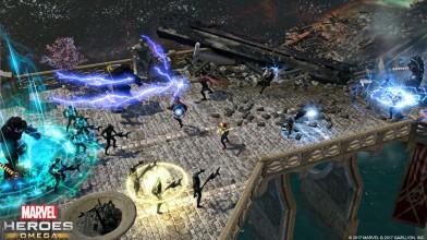 ЗБТ Marvel Heroes Omega на PS4 начнется 21 апреля