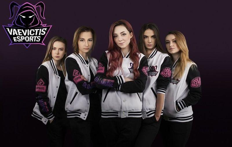 В высшей лиге СНГ по Лиге легенд сыграет женская команда