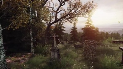 "The Vanishing of Ethan Carter ""Трейлер Welcome to Red Creek Valley"""