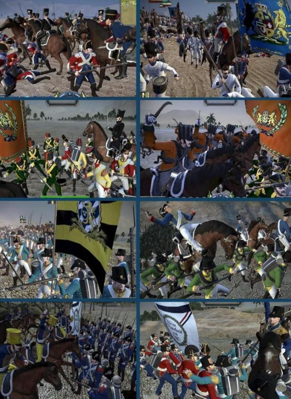 Total War - ВСЕ моды для СВСЕХ игры серии - на internetwars.ru