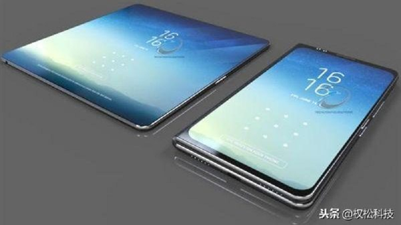 Блоги / Появились новые детали о сгибающемся смартфоне Samsung Galaxy F1