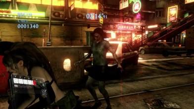 Квает из MGS5 перехала в Resident Evil 6 (mod)