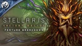 Состоялся релиз дополнения Ancient Relics для Stellaris