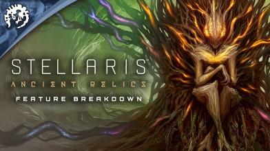 Дата выхода дополнения Stellaris: Ancient Relics