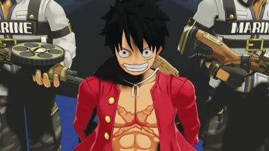 One Piece: World Seeker - трейлер для Gamescom 2018