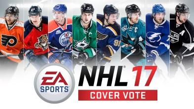 Начинаться голосование EA SPORTS NHL 17 COVER VOTE
