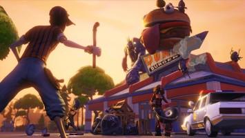 Epic Games готовится к новому этапу альфа-тестирования Fortnite