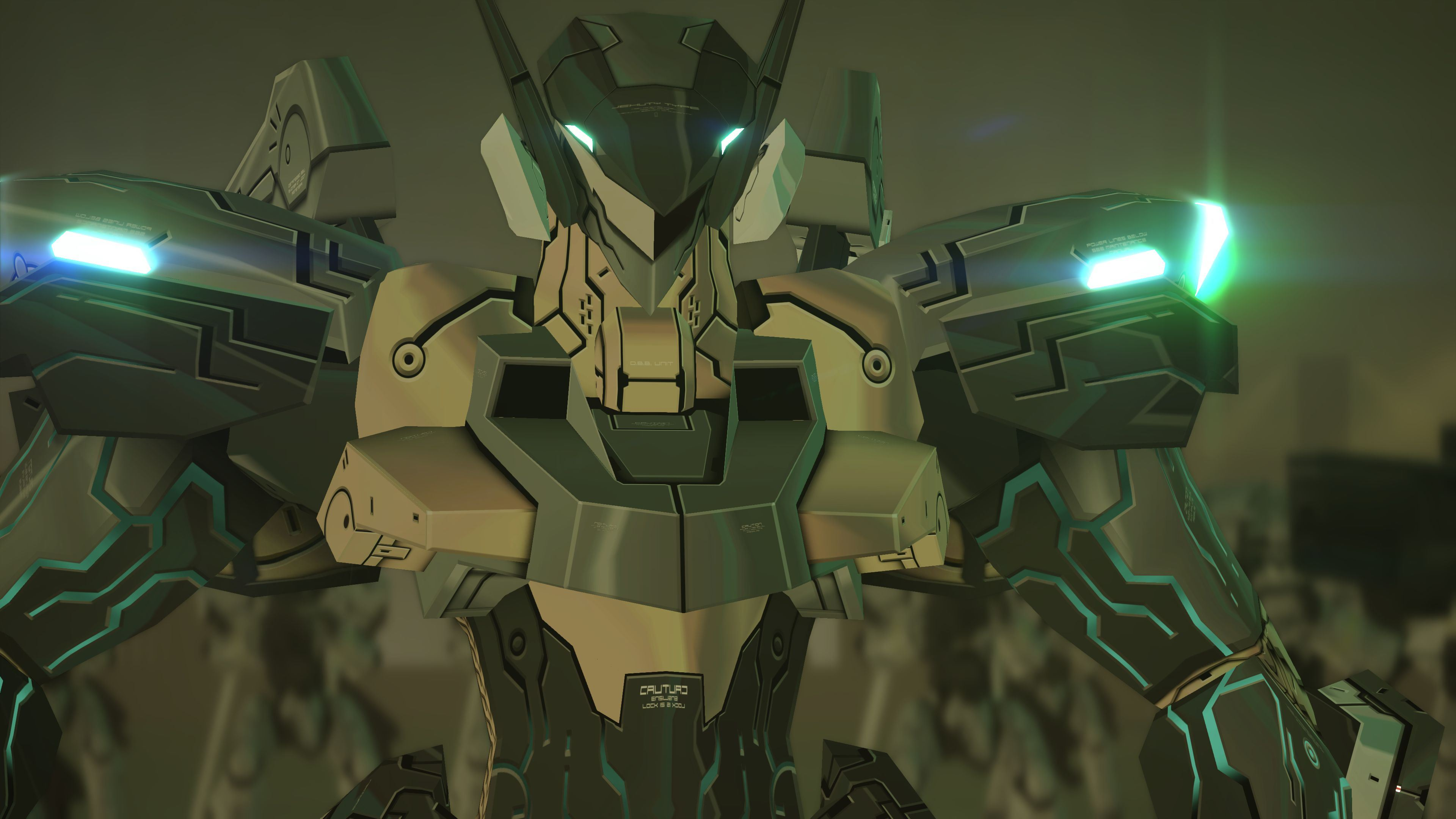 Zone of the Enders: The 2nd Runner MRS выйдет на PC и PS4 с поддержкой VR