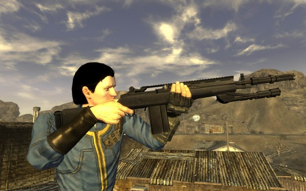 Fallout New Vegas Лаунчер Скачать