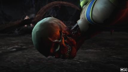 """Mortal Kombat XL """"Мод Super Girl (Ссылка на мод в описании)"""""""