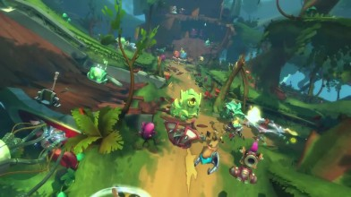 Трейлер PS4-версии Dungeon Defenders 2 для E3 2015