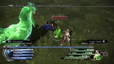 Final Fantasy 13-2 Гигантский Кактуар