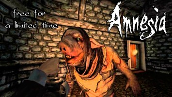 В Steam бесплатно раздают Amnesia: A Machine for Pigs и Amnesia: The Dark Descent