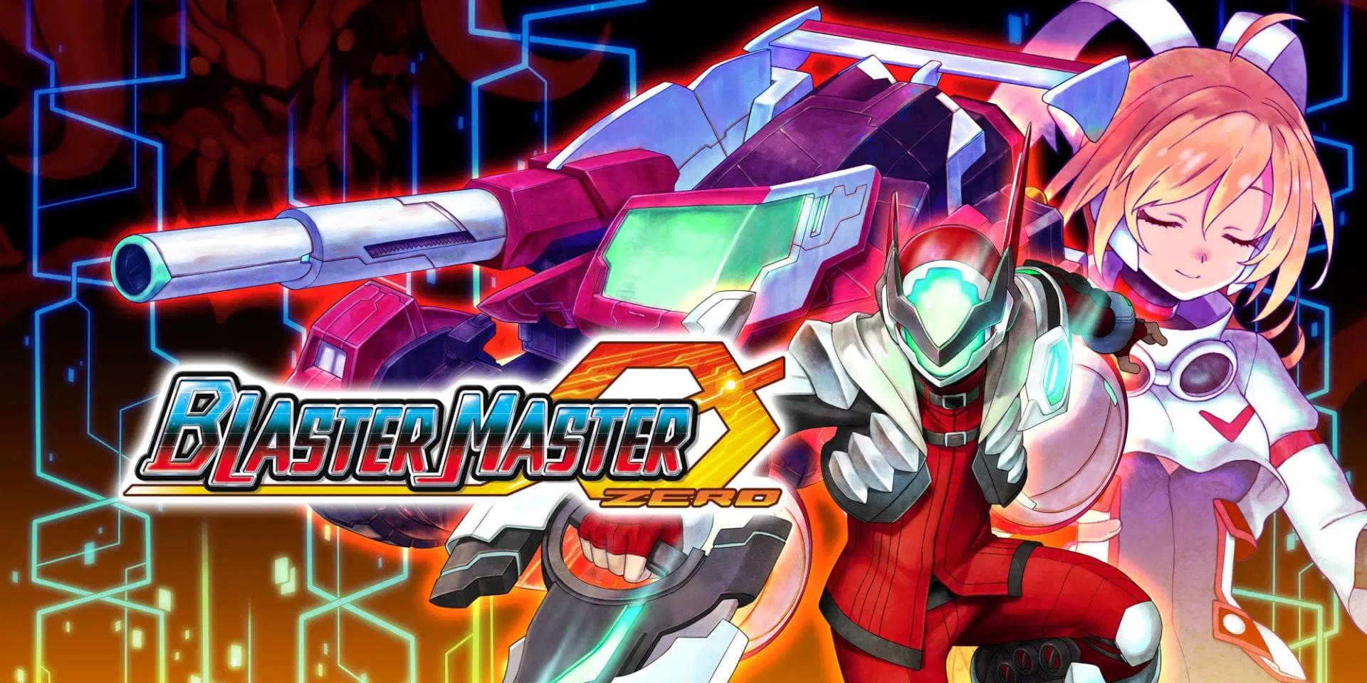 Анонс Blaster Master Zero и Zero 2 для PS4