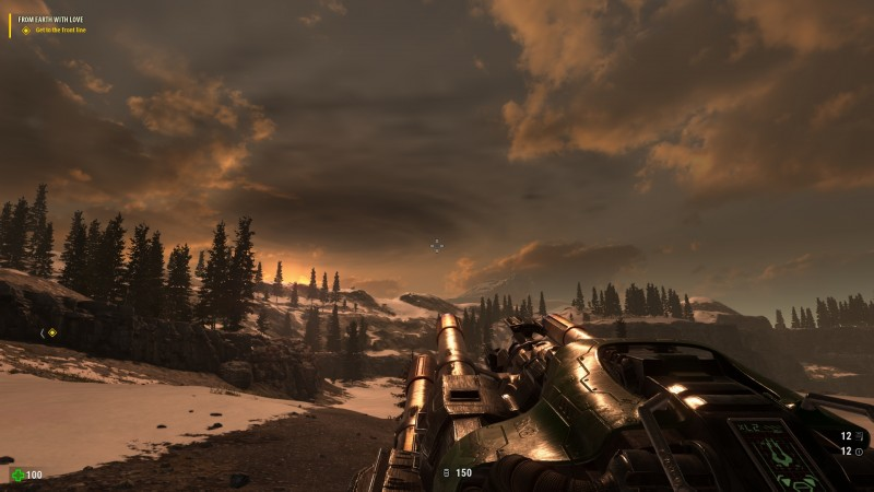 Новые скриншоты Serious Sam 4