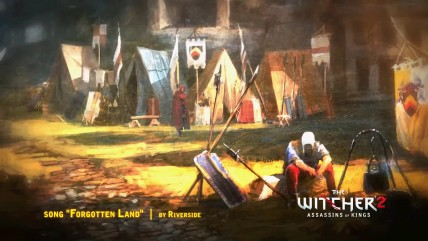 "Witcher 2 ""Riverside - Forgotten Land"""