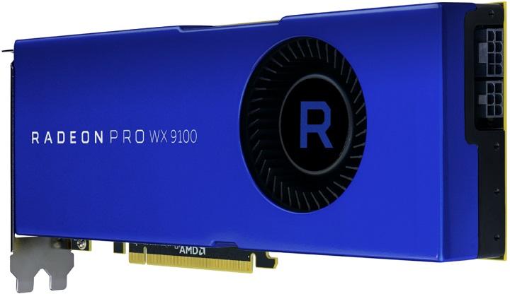 AMD Radeon Pro WX 9100