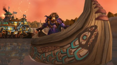 """В World of Warcraft начался маленький праздник """"Вечеринка тысячи лодок"""""""