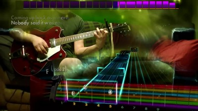 "Rocksmith Remastered - DLC - Alt. Lead - Coldplay ""The Scientist"""