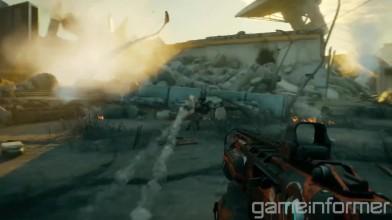 Новый геймплейный ролик Rage 2 посвящен специальному снаряжению героя