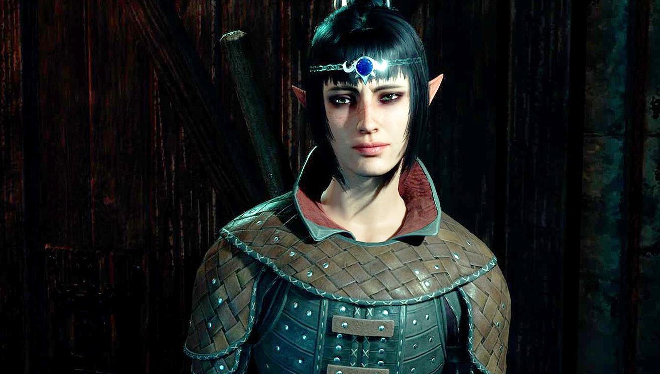 Новые скриншоты Baldur's Gate 3